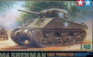 M4 Sherman Early Produktion