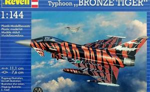 "Eurofighter Typhoon ""Bronze Tiger"""