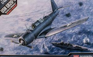 "USN SB2U-3 ""Battle of Midway"""