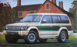 Mitsubishi Pajero Midroof Wide Super Exceed