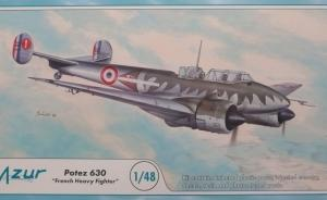 "Potez 630 ""French Heavy Fighter"""