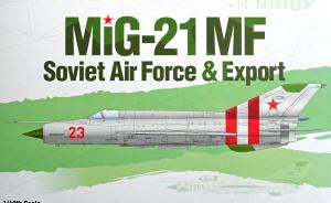 : MiG-21MF Soviet Air Force & Export