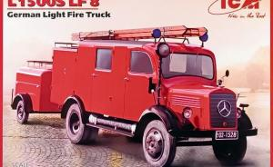 : L1500S LF 8 - German Light Fire Truck