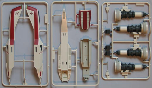 Revell - ARC-170 Fighter
