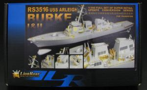 Super Detail Set USS Arleight Burke
