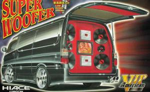 Super Woofer Hiace Wagon