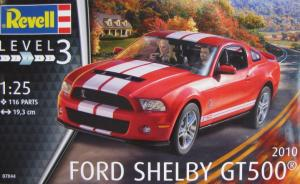 Galerie: 2010 Ford Shelby GT500