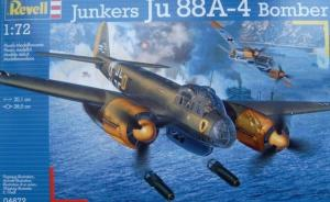 : Junkers Ju 88A-4 Bomber