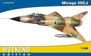 Bausatz: Mirage IIICJ Weekend Edition