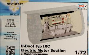 U-Boot typ IXC Electric Motor Section