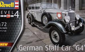 "German Staff Car ""G4"""