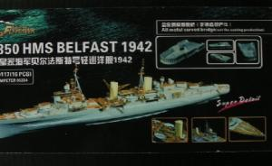 HMS Belfast 1942 Super Detail Set