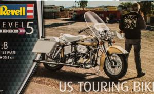 US Touring Bike