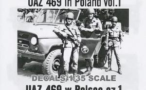 UAZ 469 in Poland Vol.1
