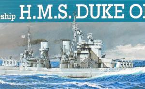 Battleship H.M.S. Duke of York