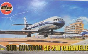 Bausatz: Sud-Aviation SE-210 Caravelle