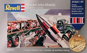Honest John Missile & Mobile Carrier