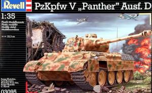": PzKpfw V ""Panther"" Ausf. D"