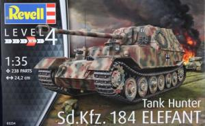 Tank Hunter Sd.Kfz. 184 Elefant