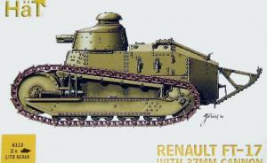 Renault FT-17 mit 37mm cannon