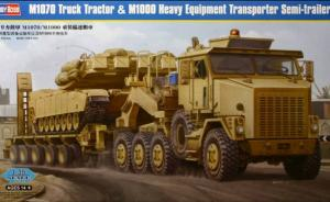 M1070 Truck Tractor & M1000 Heavy Equipment Transporter