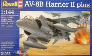 : AV- 8B Harrier II plus