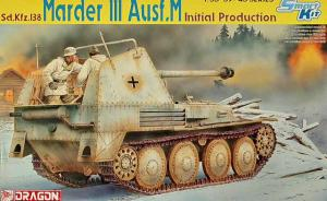 Sd.Kfz.138 Marder III Ausf.M (Initial Production)