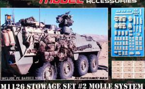 M1126 Stowage Set #2 MOLLE System