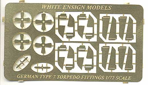 White Ensign Models - G7 Torpedo