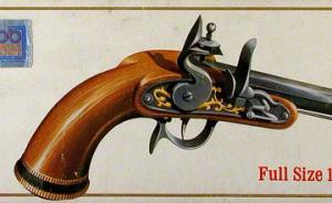 Privateer Antique Pistol
