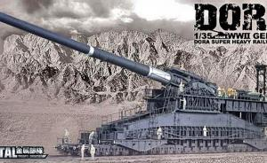 "Railway Gun ""DORA"" (Part 2)"