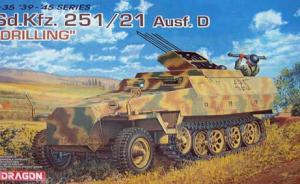 "Sd.Kfz.251/21 Ausf.D ""Drilling"""