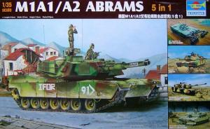 Detailset: M1A1/A2 Abrams 5in1