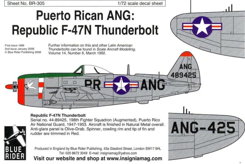Blue Rider Publishing - Puerto Rico  Air National Guard