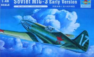 Bausatz: MiG-3 Early Version