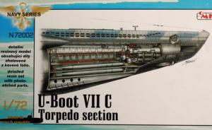 U-Boot VII C Torpedo section
