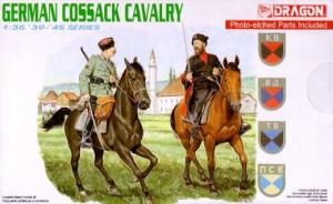 : German Cossack Cavalry