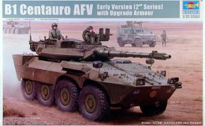 B1 Centauro AFV - Early Version [2nd Series] w. Upgr. Armour