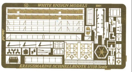 White Ensign Models - Schnellboot S-10