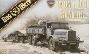 Faun L900 including Sd.Ah.115