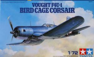 Vought F4U-1 Corsair - Bird Cage
