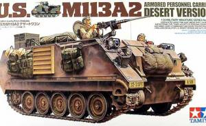U.S. M113A2 APC (Desert Version)