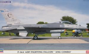 : F-16A ADF Fighting Falcon ANG Combo