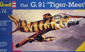 Bausatz: Fiat G. 91 Tiger-Meet