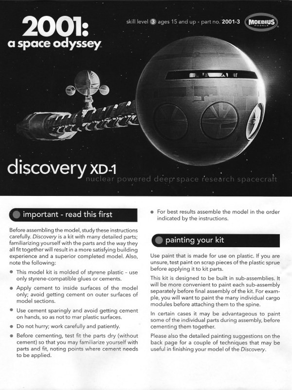Discovery One