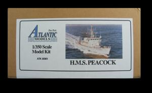 H.M.S. Peacock