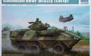 Canadian AVGP Grizzly [Early]