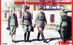 : WWII German Staff Personnel