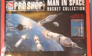 Man in Space Rocket Collection