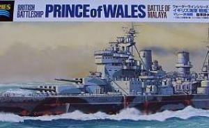Detailset: HMS Prince of Wales
